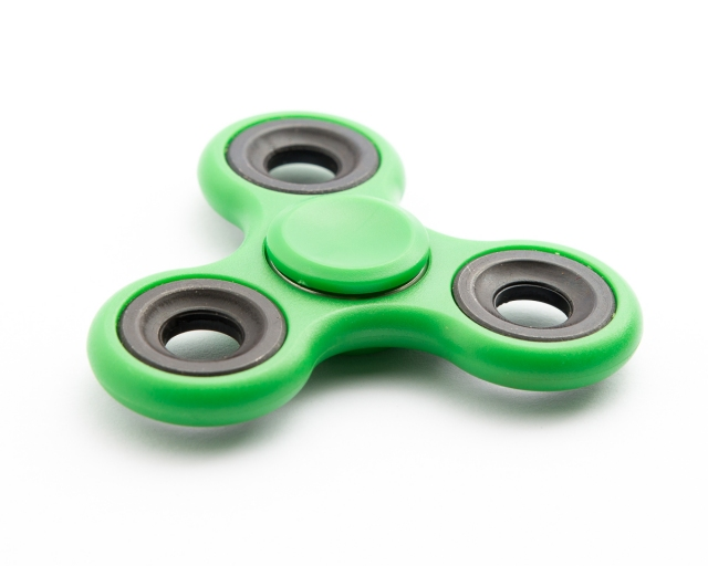 Fidget Spinner Basic aus Metall