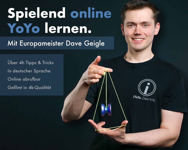 Spielend online YoYo lernen - per POST